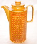 HORNSEA SAFFRON / Coffee Pot