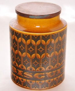 HORNSEA HEIRLOOM / Biscuits Canister (L)