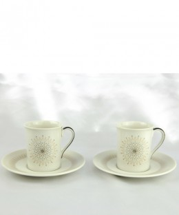 ROYAL DOULTON / Demi-tasse Cup and Saucer 2P Set