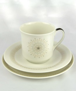 ROYAL DOULTON Morning Star / TRIO