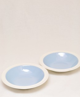 WEDGWOOD Summer Sky / 15.5cm Bowl 2 Pieces SET