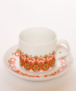J&G MEAKIN MADRID / Cup & Saucer