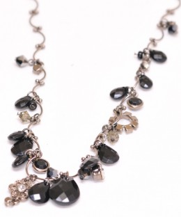 Necklace / Black Stone